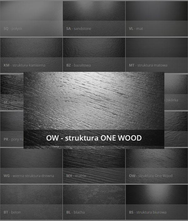 struktura OW