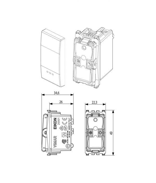 eikon-łącznik1P-1M-klawisz-1Mb